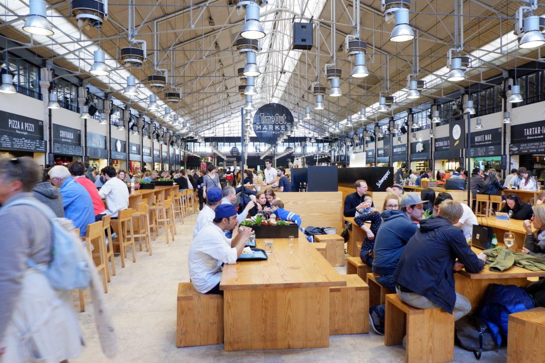 Market, Lisbon, Time Out, Food Market