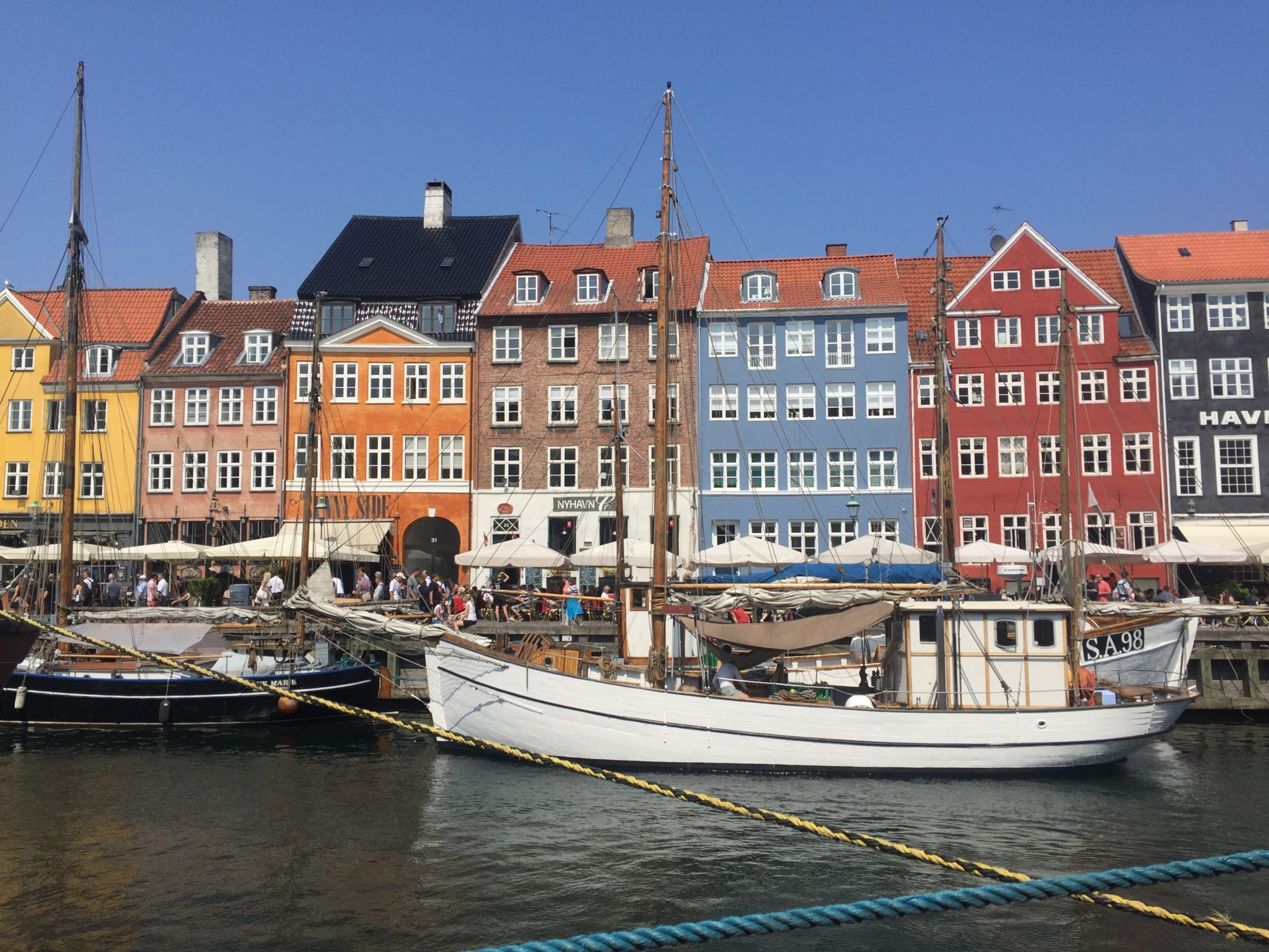 Copenhagen: Capital of the world's happiest nation