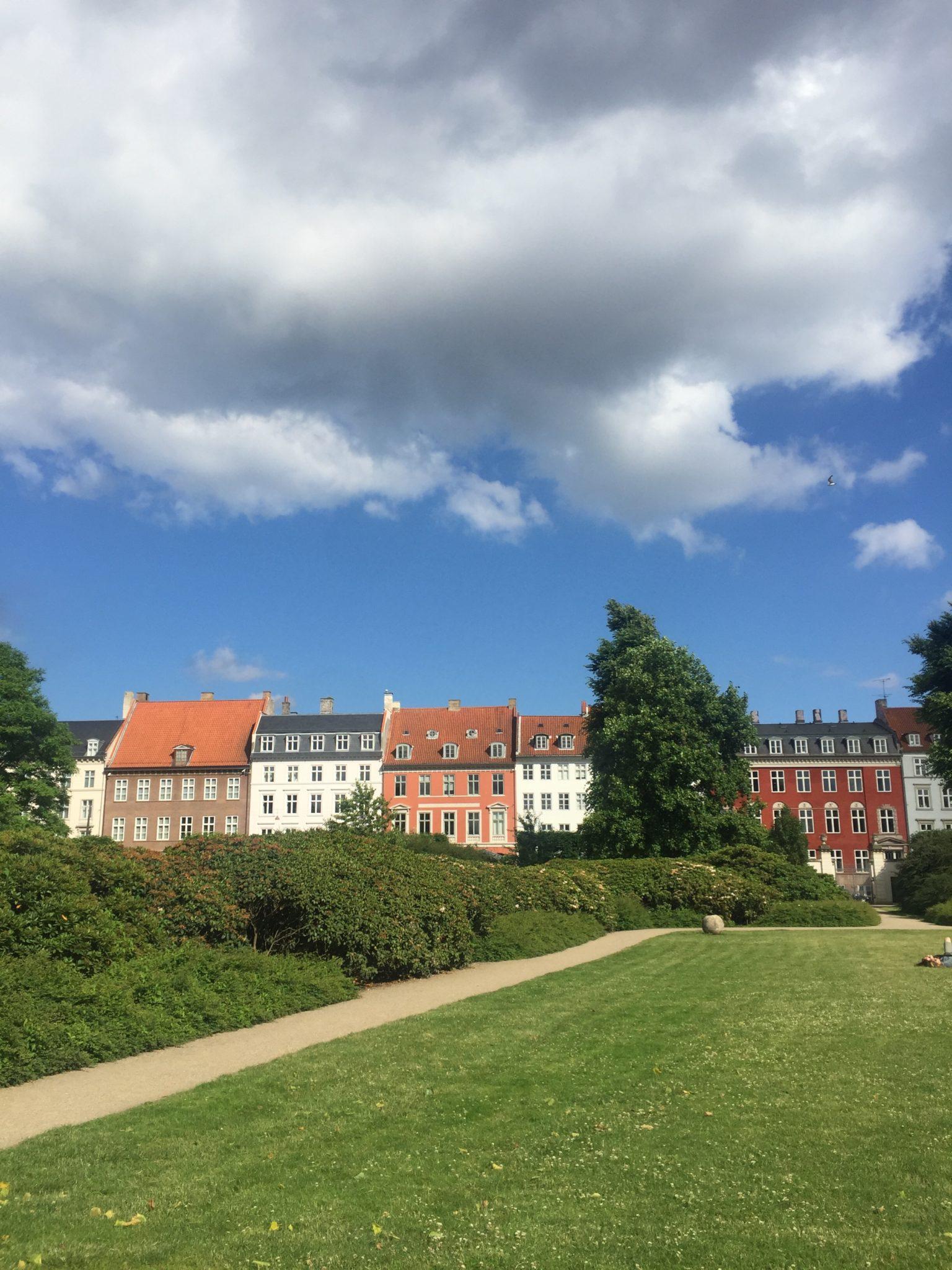 Kronprinsessegade houses