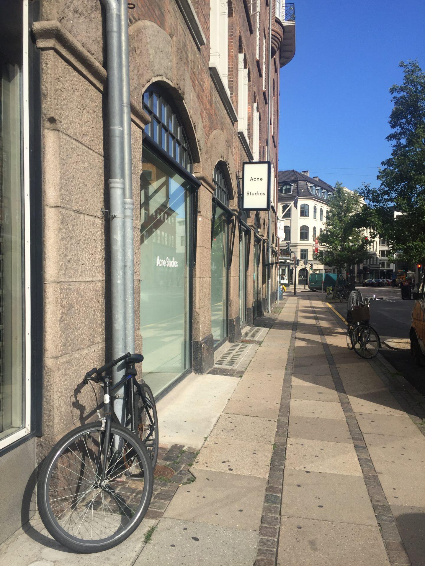 Acne Studios Copenhagen