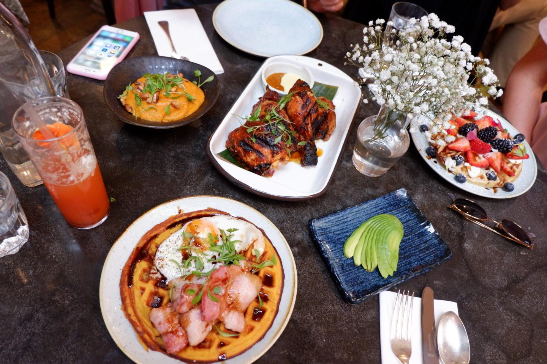 Brunch, Peru, Peruvian, Food
