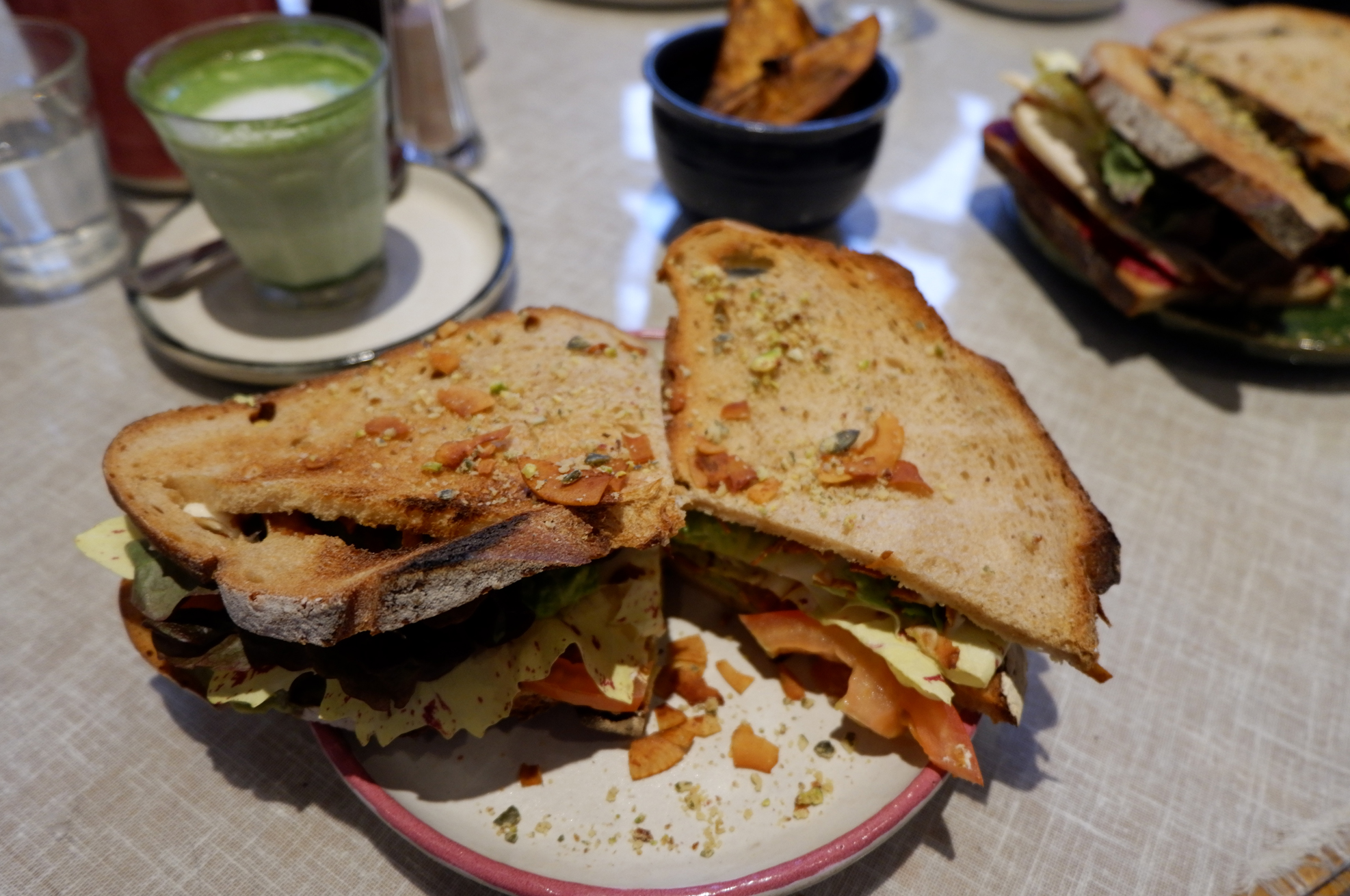 BLT, Brunch, Sandwich