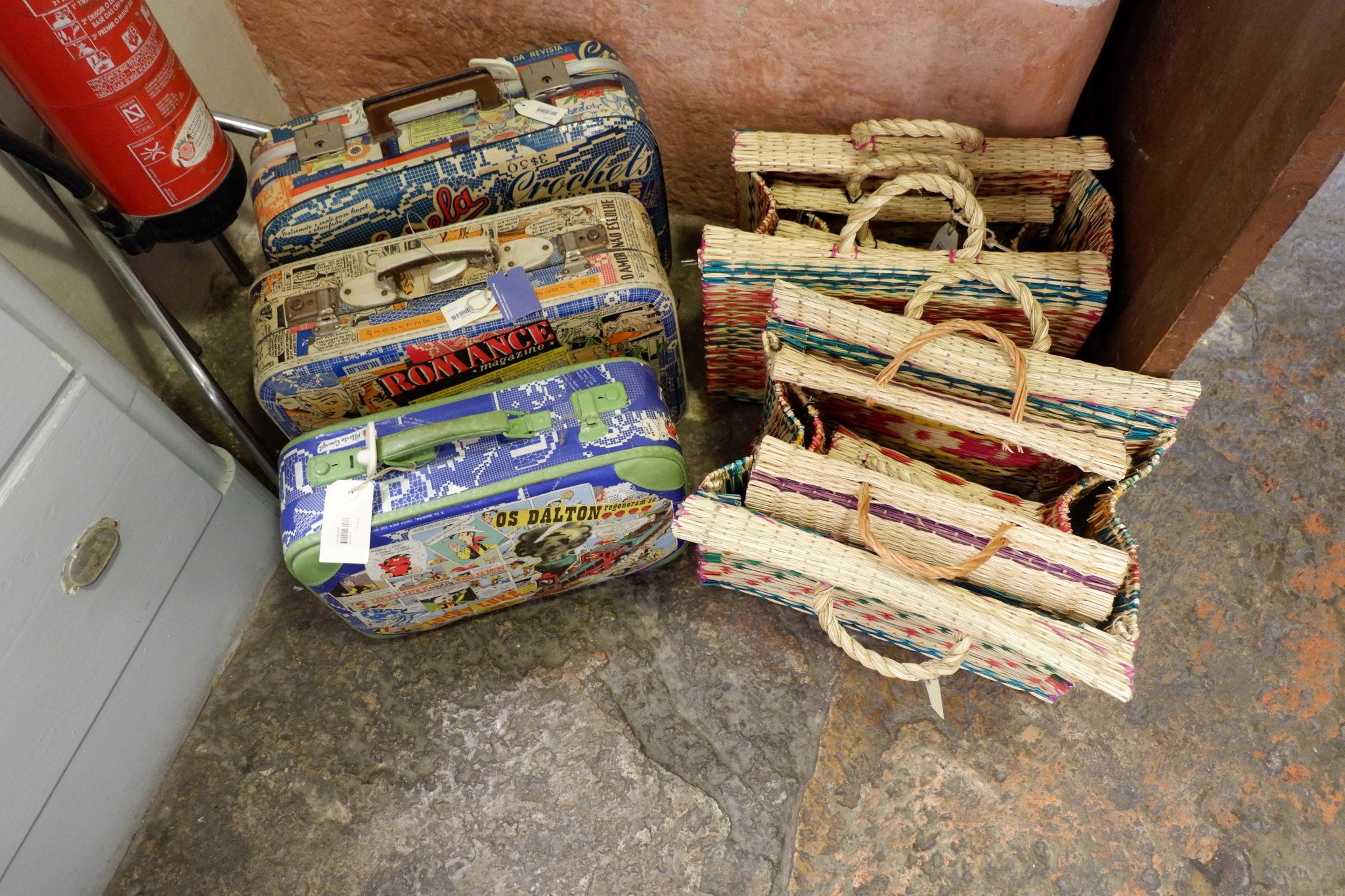 Basket Bags at A Vida Portuguesa