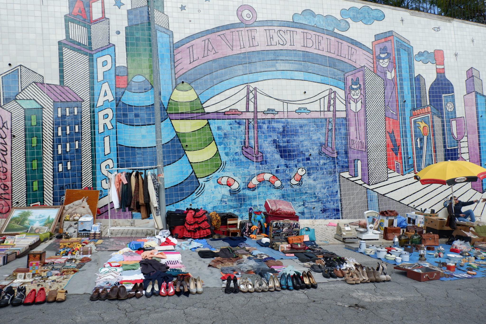 Feira da Ladra, Flea Market