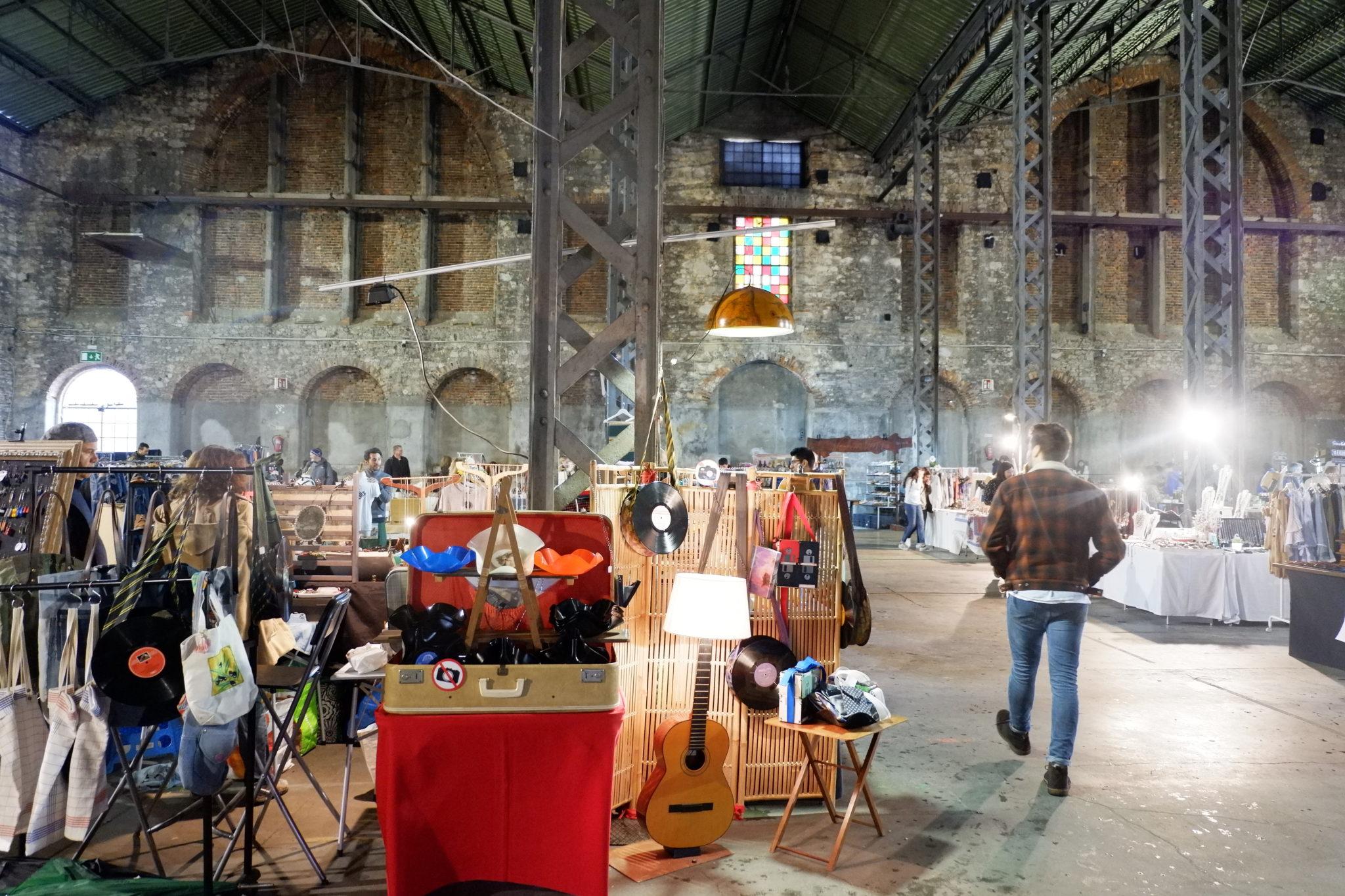 Indoor Market, LX Factor