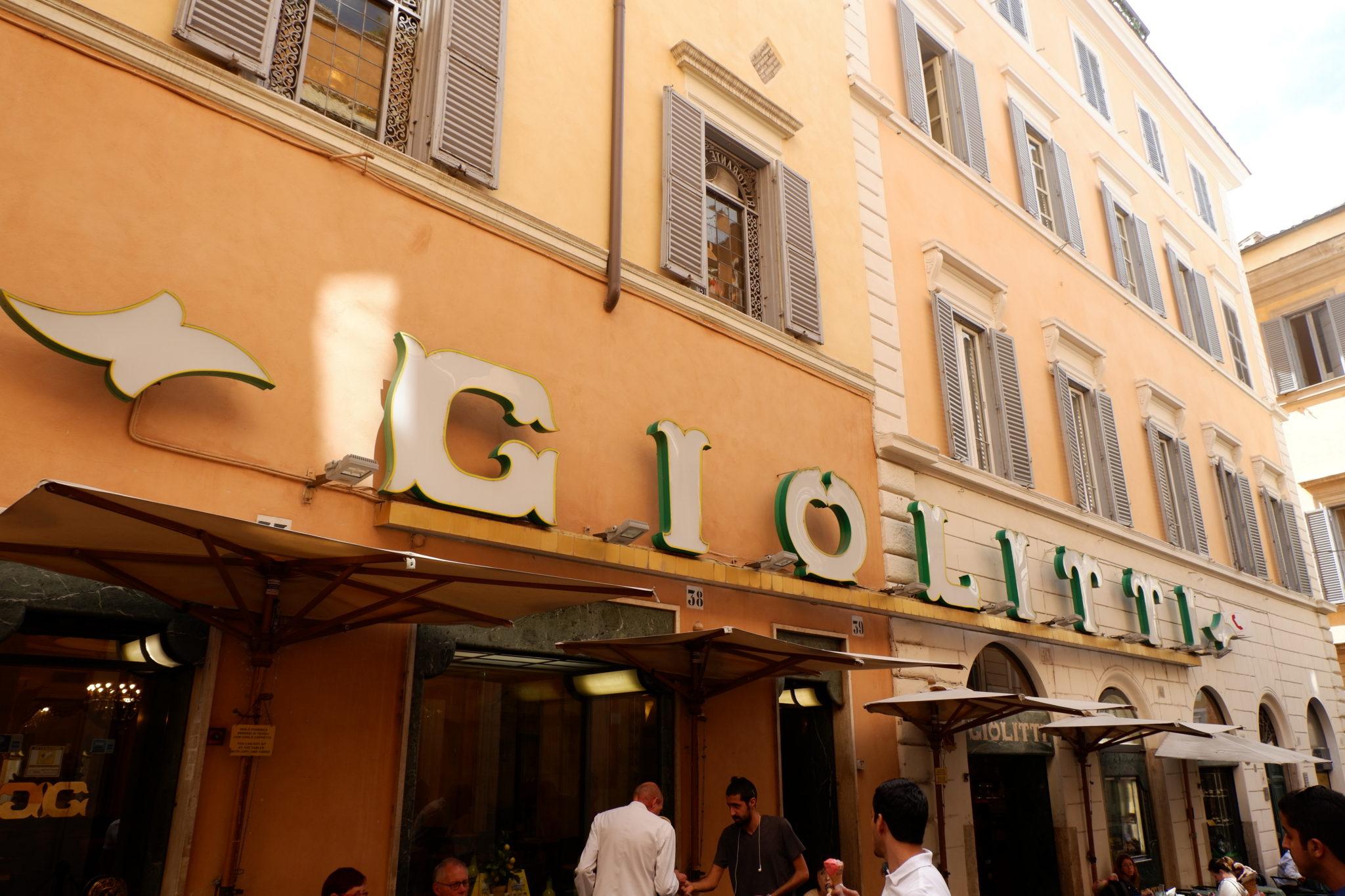 Giolitti - Cafe and Gelato
