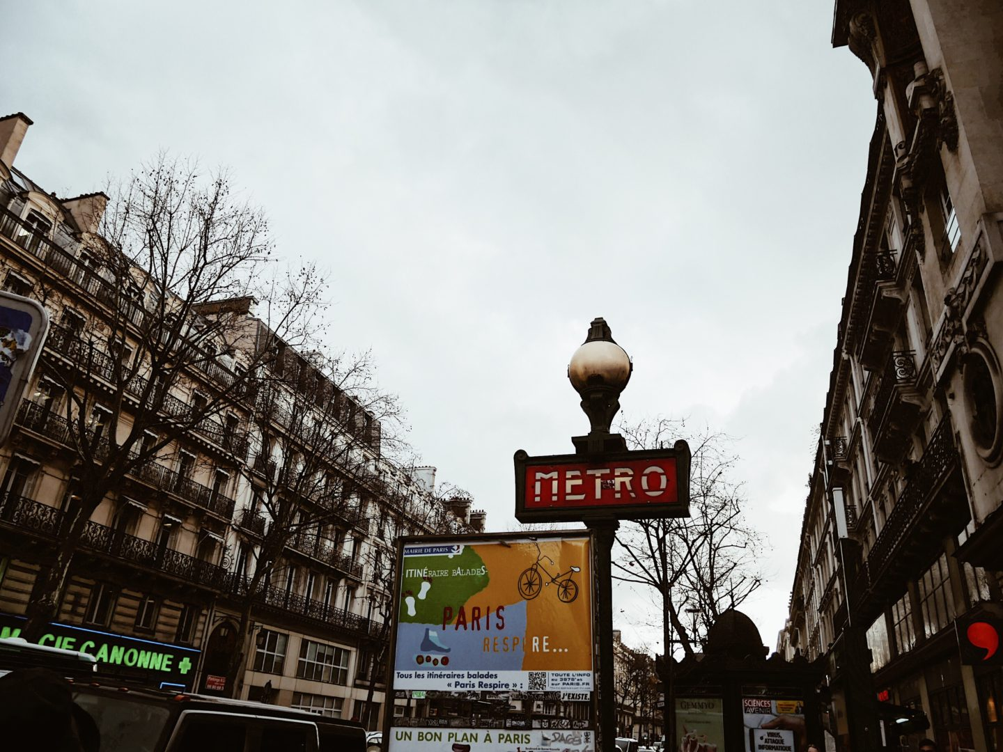 A Parisian Photo Diary