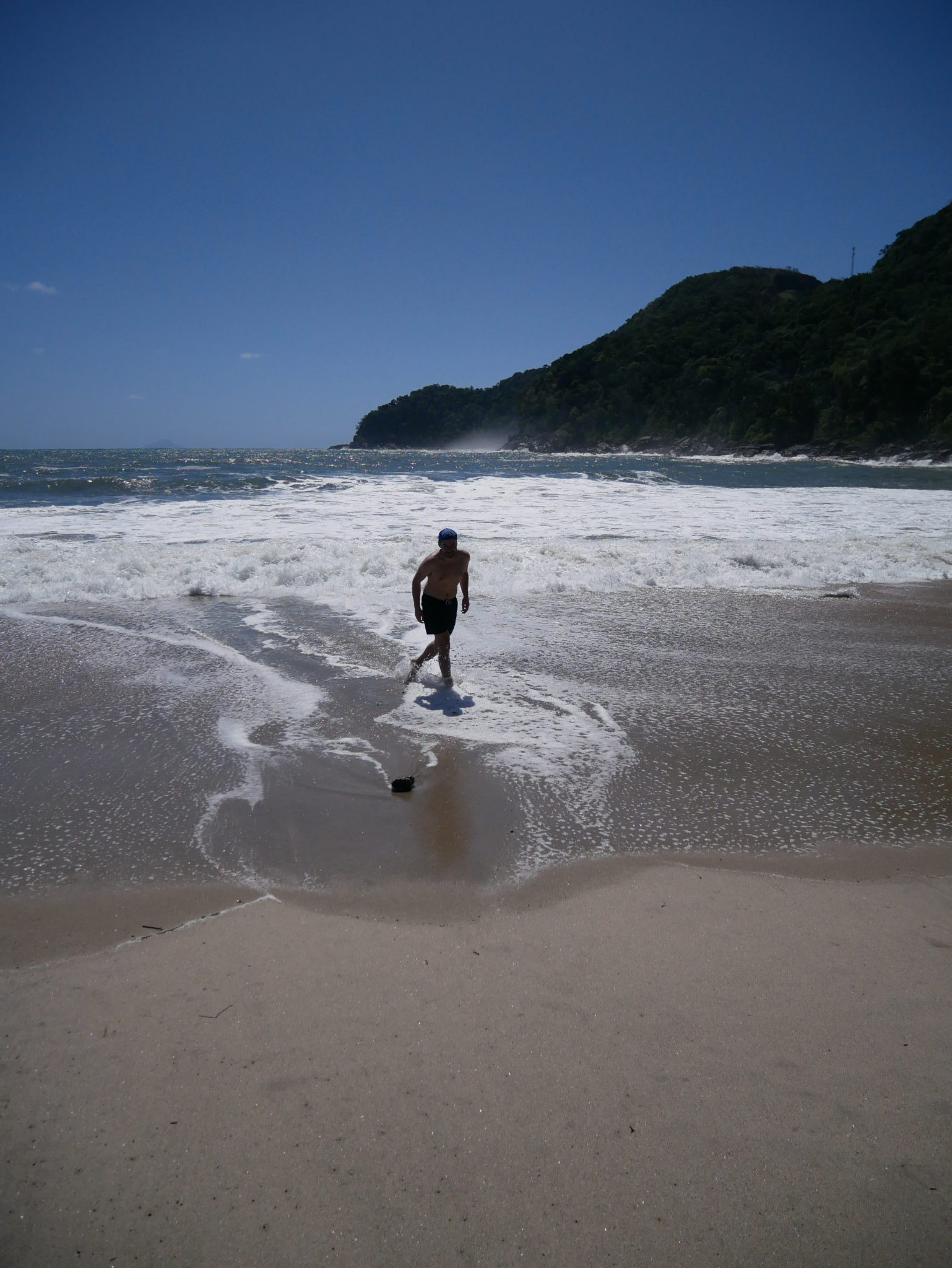 secret beach, brazil, toque toque