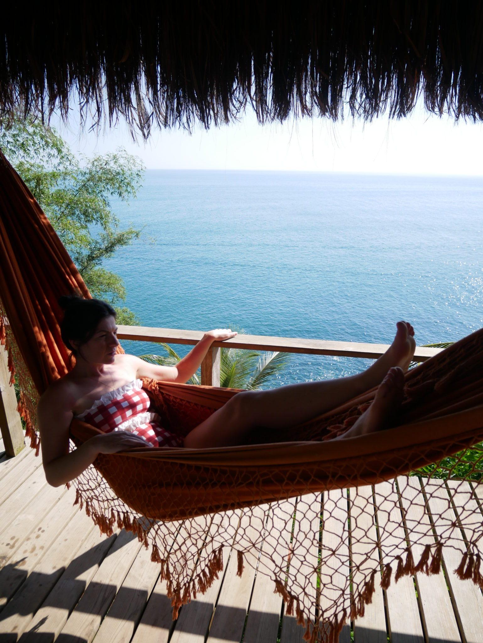 Airbnb Balcony Ilhabela</br> Bikini: Asos