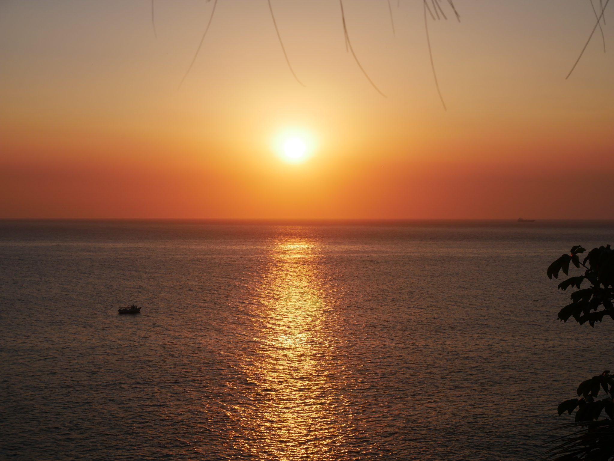 Brazil: Winter Sun