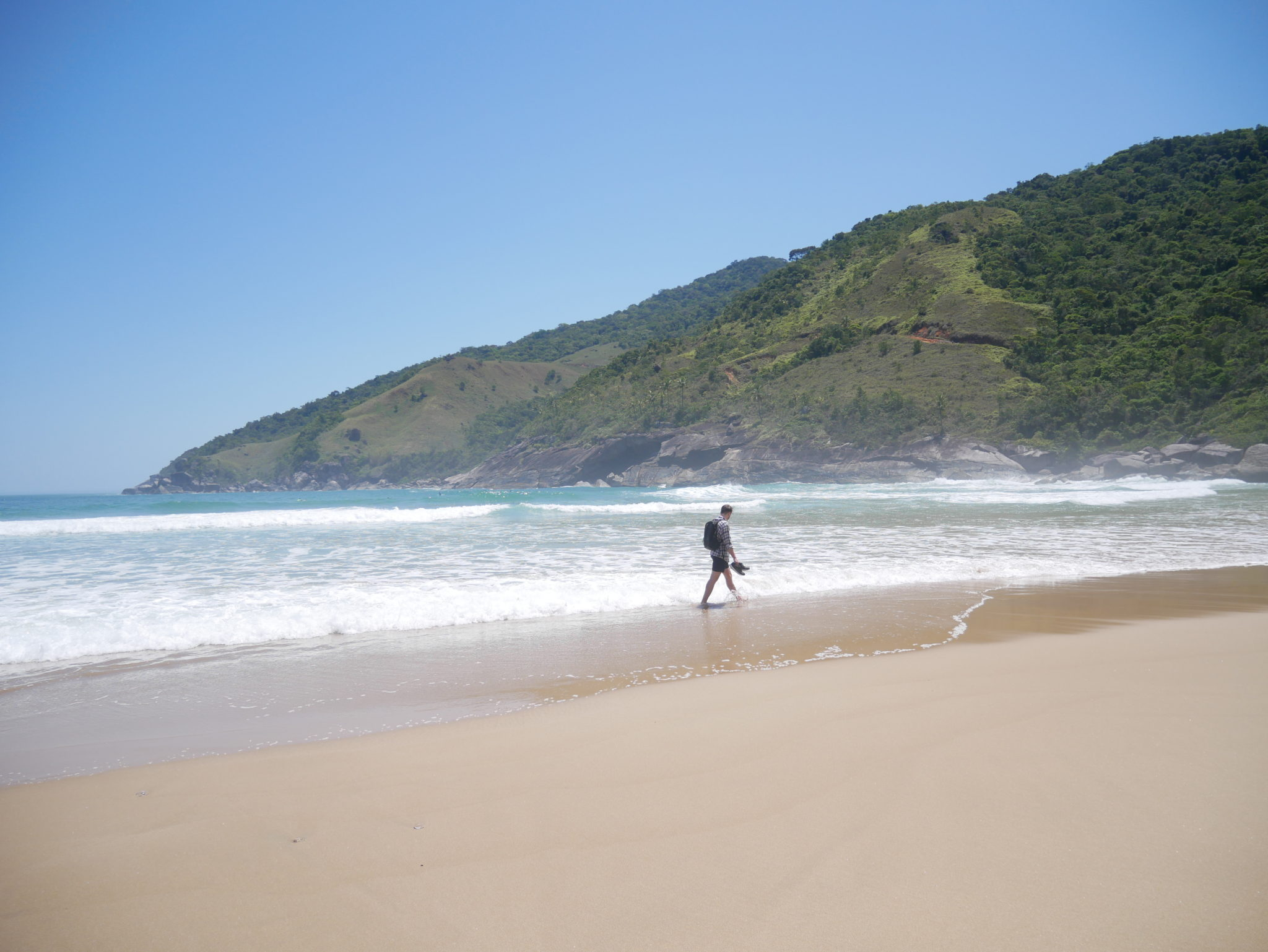 bonete beach brazil